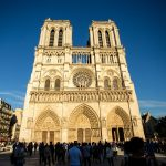 Pay attention to some of the details on the western facade; Notre Dame Cathedral Self Guided Tour