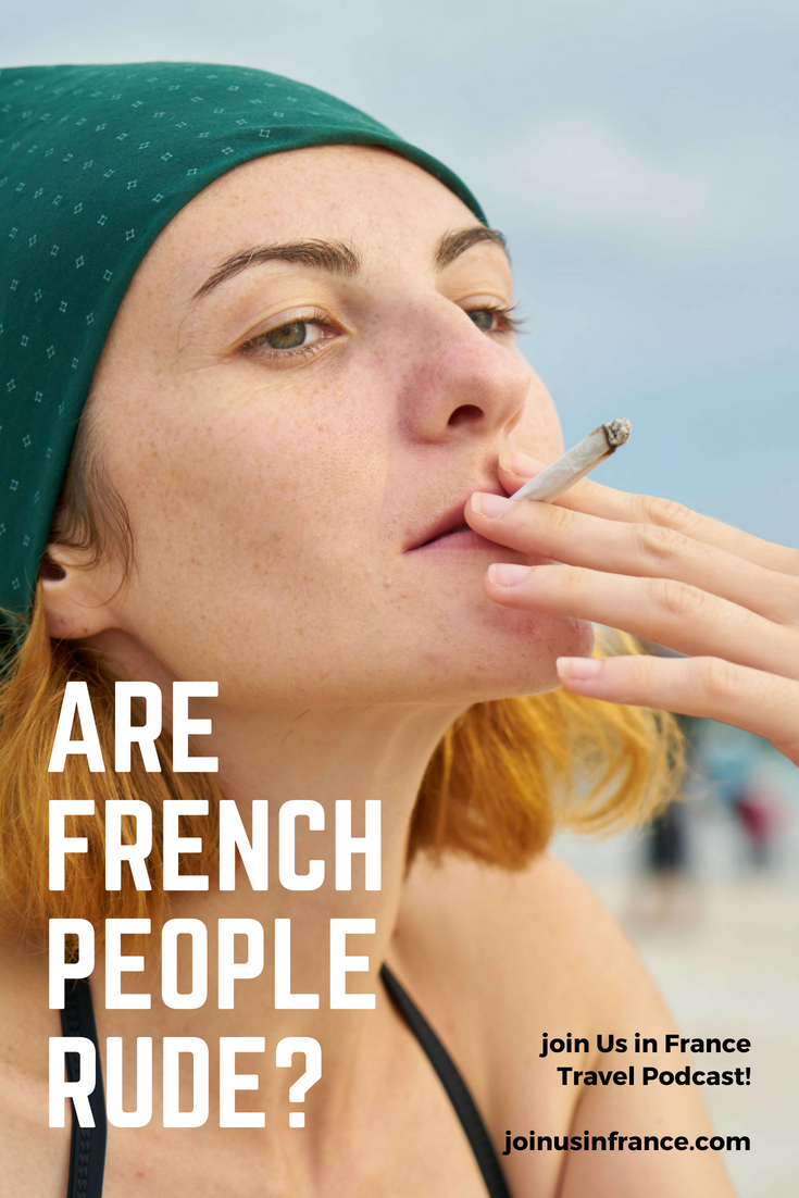 Are French people rude or just unfriendly? Or are they neither and just have a bad reputation? Similarly, is there any truth to the ugly American stories? Listen to this episode to brush up on ways to make French people smile at you with a twinkle of delight in their eyes instead of a scowl. AND it's easier than you think!