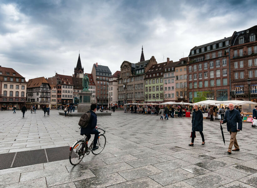 Place Kleber: Strasbourg, France Episode