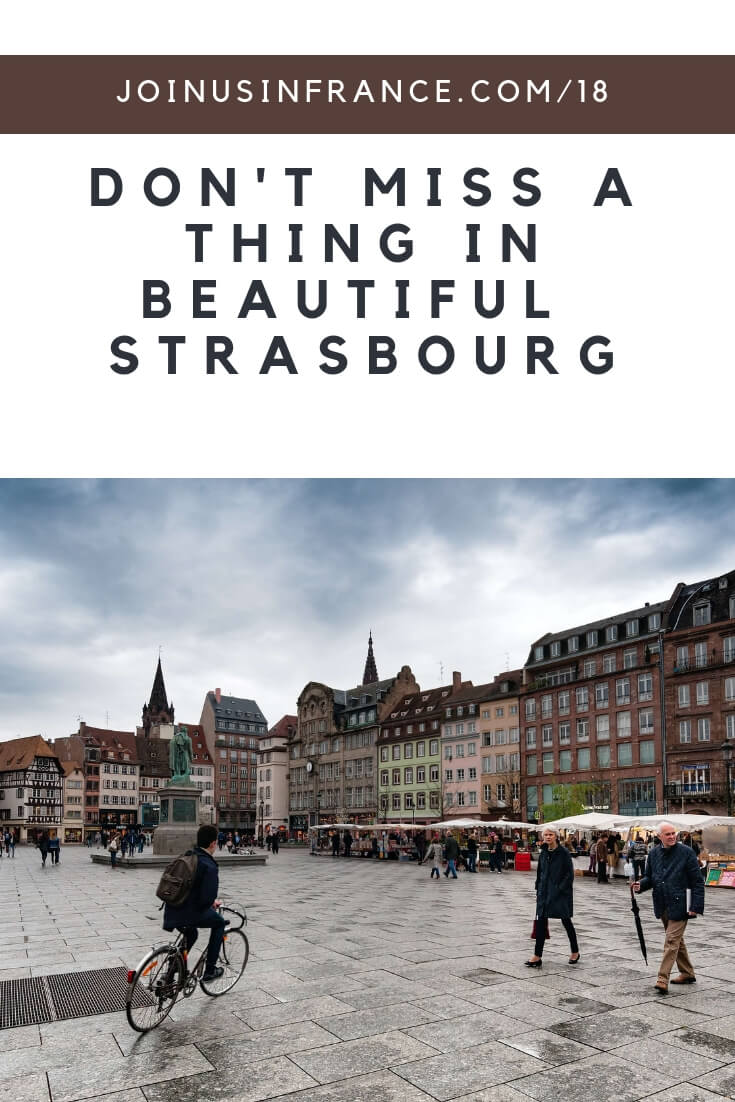 It's hard to go wrong with Strasbourg, France. The city is scenic, friendly, European, and full of history. Not to mention the Christmas Market, of course! #Strasbourg #France #Travel #Podcast
