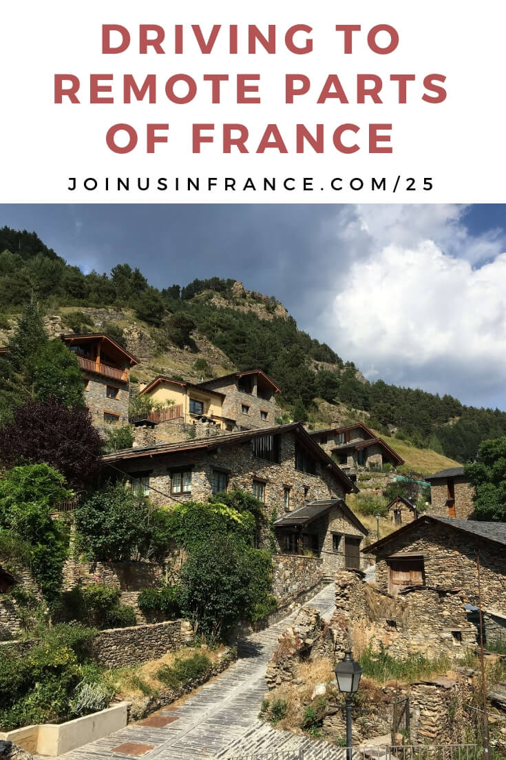 Thinking of visiting remote parts of France? Laura tells us about her adventure driving to the furthest points of France in all cardinal directions, camping in France, and eating vegan in France. This trip took them to remote parts and the country and led them to explore some wonderful part of France along the way also! Get inspired to have your own adventures in rural France! #FranceTravel