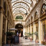 covered passages in paris: galerie panorama