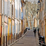 Old street: top attractions in aix-en-provence