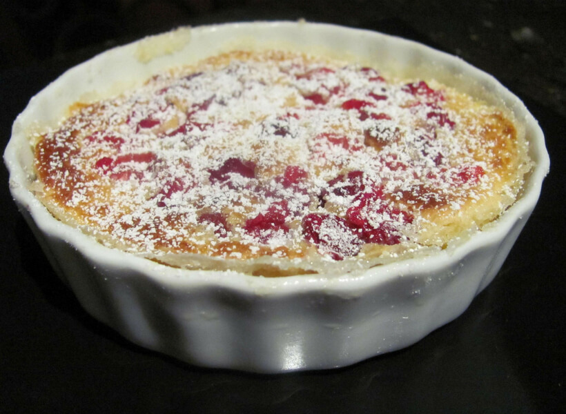 clafoutis, the most generic and delicious of french pastries