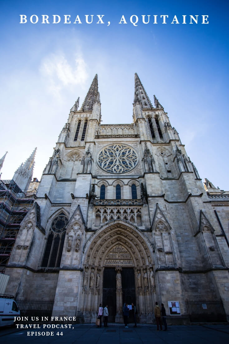 Bordeaux is world-famous for its wine, but what else is there to do and see in the capital of Aquitaine? This episode of the podcast is an introduction to Bordeaux and its illustrious history, including Eleanor of Aquitaine and the slave trade in France. #travel #podcast #JoinUsInFranceTravelPodcast #bordeaux #aquitaine #VisitorGuide