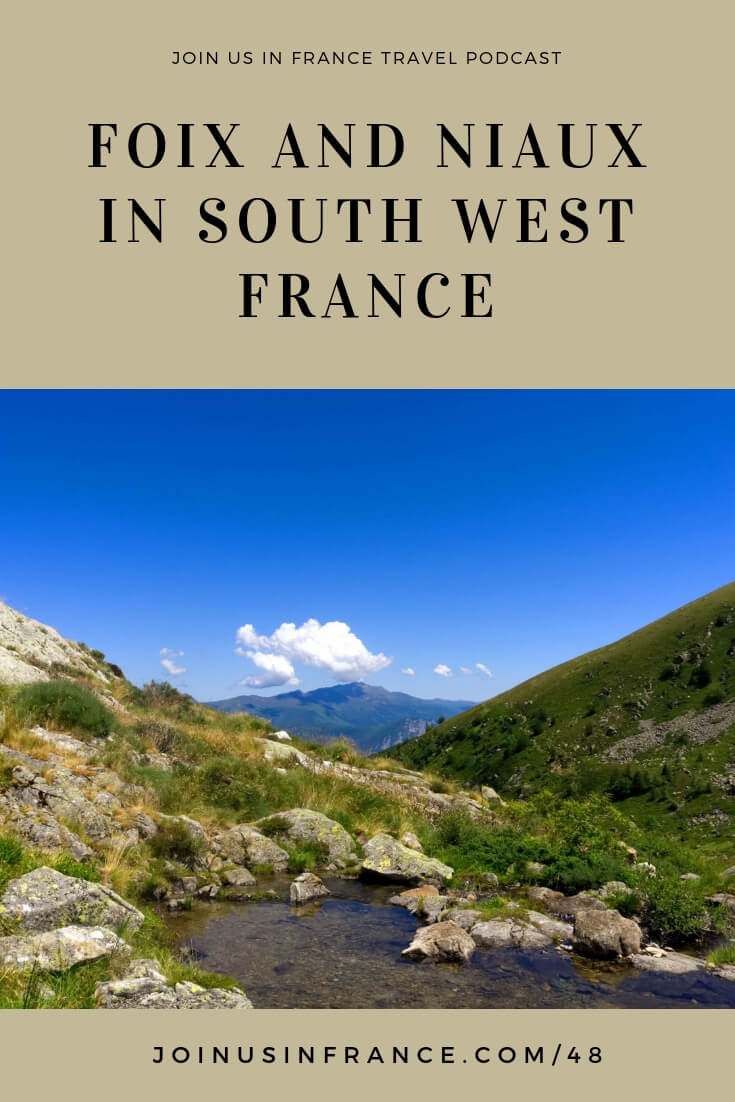 Looking for beautiful vistas, hiking, camping, off the beaten track in France? We talk about places you should consider in the southwest of France: Foix, Niaux cave, the Parc de la Préhistoire, La Vache cave, the Labouiche underground river, the cave of Bedeilhac, the thermal stations of Ussat-les-bains and Aulus-les-bains , Les Forges du Pyrène, Ariège. Plus composer Gabriel Fauré who is one of Annie's favorites! #niauxcaves