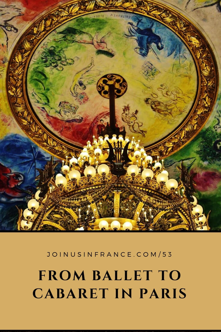 In this episode of the podcast, we take you on a historical walk in Paris on the theme of dance. We start at the Palais Royal, then walk the Grands Boulevards, then on to Opéra Garnier, where we recount the fun of the Folies Bergères & Mistinguett #balletparis #cabaretparis #lidodeparis #show #burlesque #crazyhorseparis