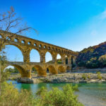 Pont du Gard and River