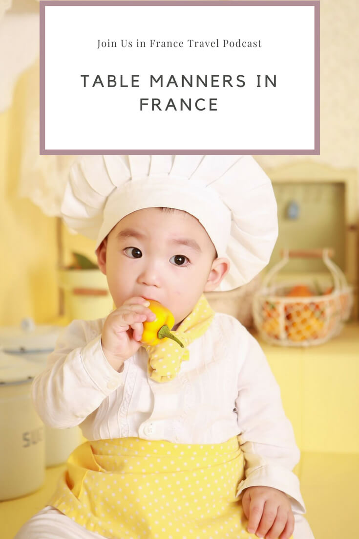 You are planning to take your significant other out to a very nice restaurant in Paris. Possibly at the Tour d'Argent or maybe the Jules Vernes on the Eiffel Tower? Now is a good time to ask if table manners in France are different from they are in North America!  We zoom-in on the things you need to know to understand the differences and fit in anywhere you go. #TableMannersFrance