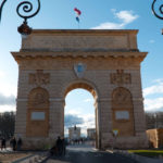 Arc de triomphe in Montpellier: Tips for Visiting Montpellier, France episode