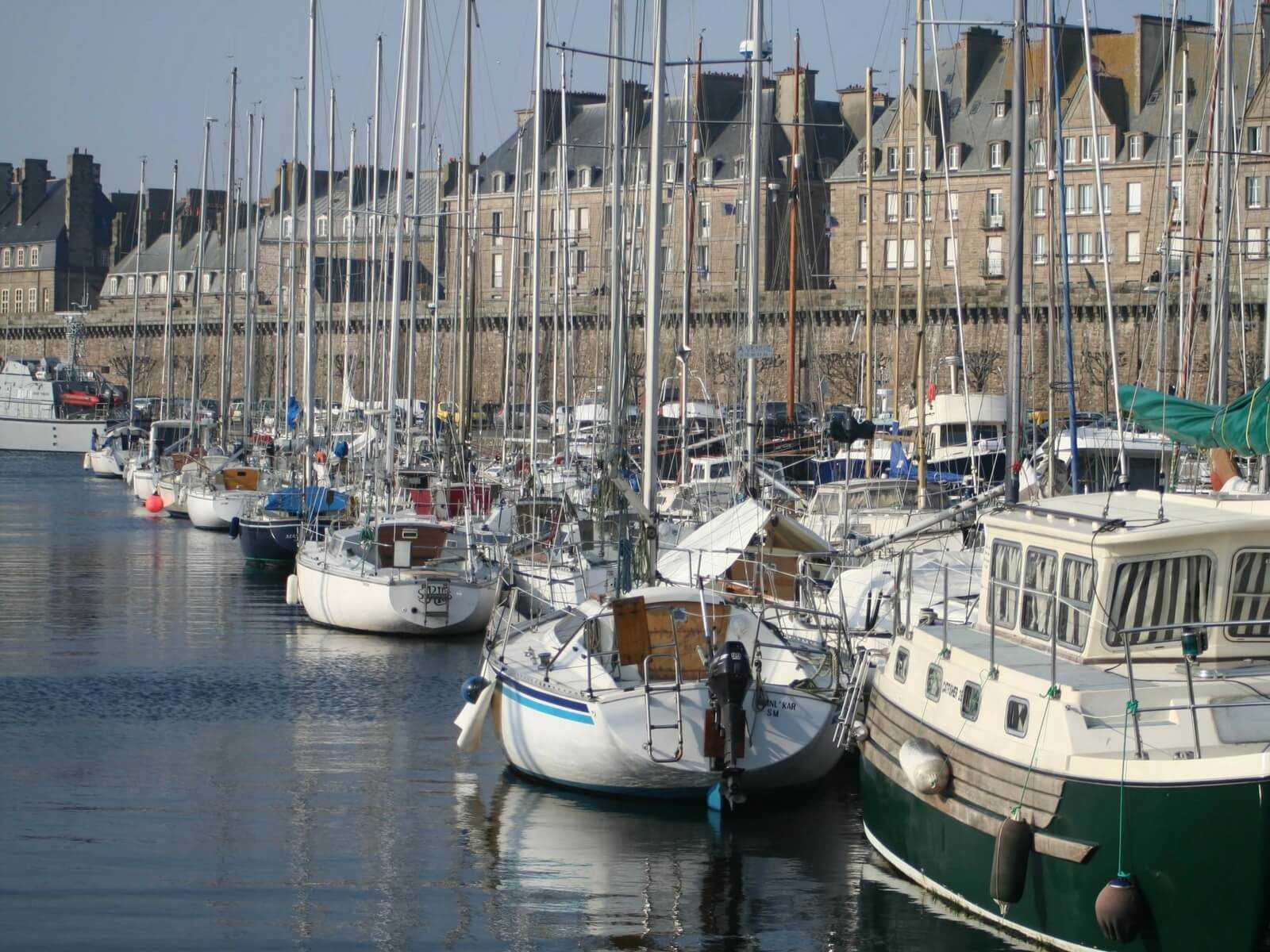 six day trips from Paris: Mont Saint Malo