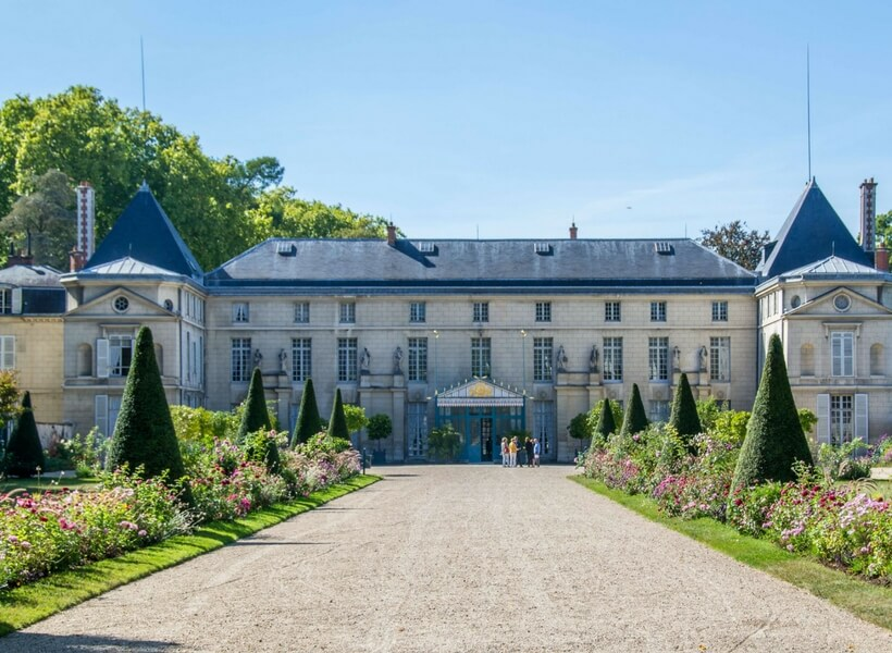 Chateau of Malmaison; six day trips from Paris