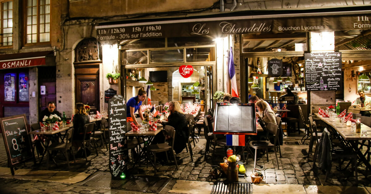 restaurant in lyon: top attractions in Lyon episode