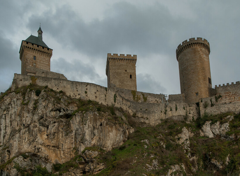Chateau de Foix: Southwest of France with Children episode