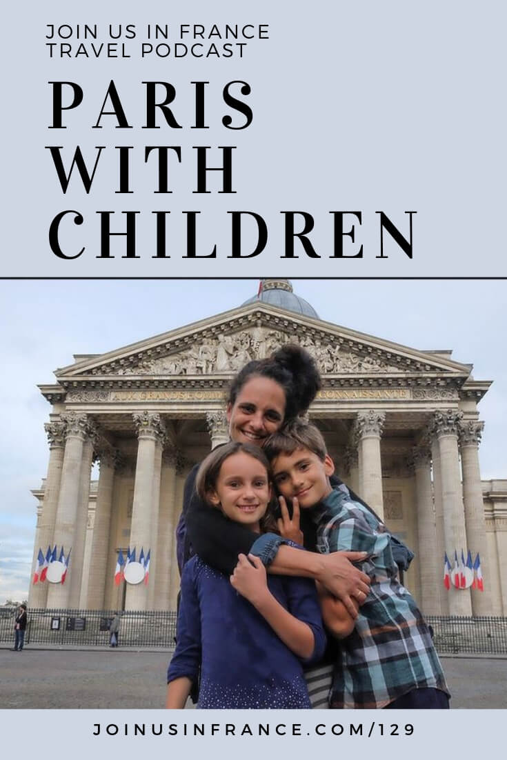 Is Paris with children going to be a pain? Alex tells us why she's glad her children came along and why Paris is actually child-friendly. #pariswithchildren #childfriendlyparis #travellingwithkids