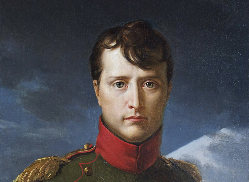 Up-close view of Napoleon as a young man: why is Napoleon buried at Les Invalides episode