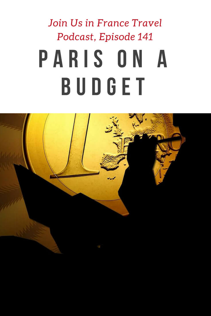 On today's episode, Annie shares tips for visiting Paris on a budget. Maybe you're financially challenged at the moment, or is it that you're bringing your kids and don't need anything fancy? Some of us simply love to get value for dollar, and I see nothing wrong with that! No matter what your situation is, if you want to come to Paris without burning an irreparable hole into your bank account, this episode is for you!