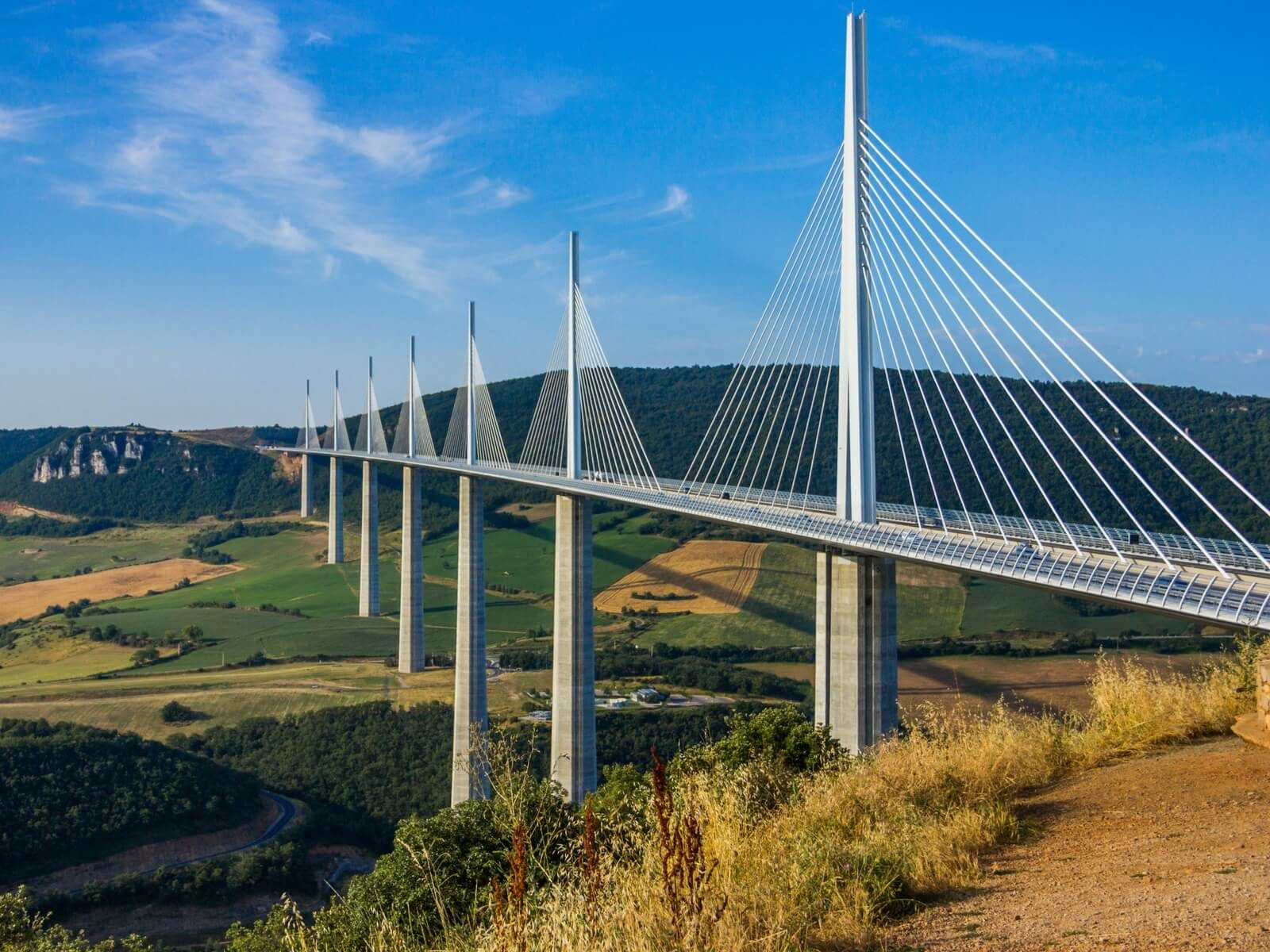 Millau and Surrounding Attractions, Millau Bridge