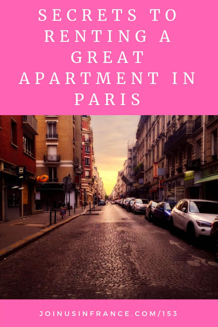 Tips for finding a short-time rental in Paris from someone who's done it dozens of time. There are ways to do this besides Airbnb, there are lots of rental apartment agencies in Paris. Some are really small and highly specialized and have great properties for you to rent. Find the best Paris has to offer with this episode of the podcast! #paris #rental