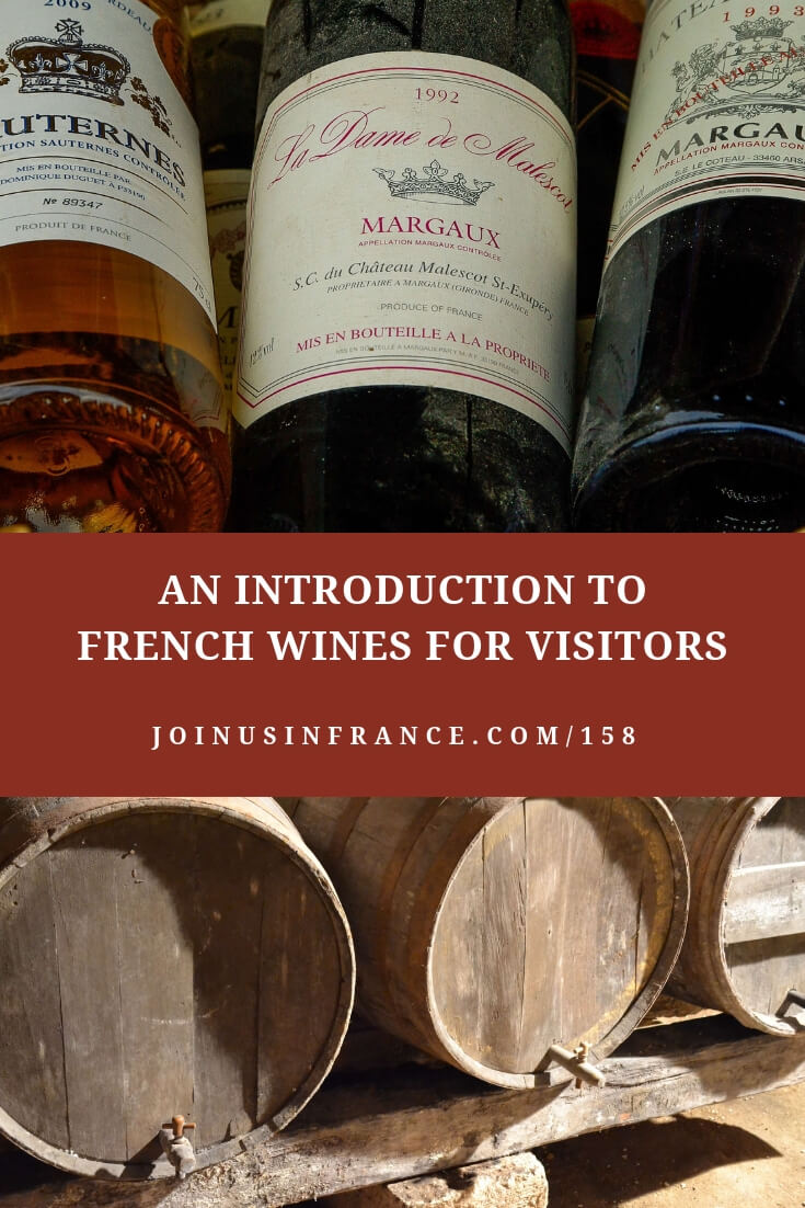 A little lost when it comes to French wine? Not sure if it's Merlot or Chardonnay or Shiraz in those bottles? Or could it be Pinot Noir? Be confused no more with this episode of the podcast because the French wine code is a lot easier to crack than you think! #frenchwines #frenchwineschool
