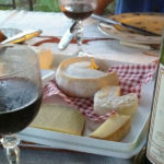 wine glass with red wine and cheese platter: 50 must-know french phrases for hungry visitors