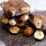 chocolate and hazlenuts on a beautiful table: food allergies episode