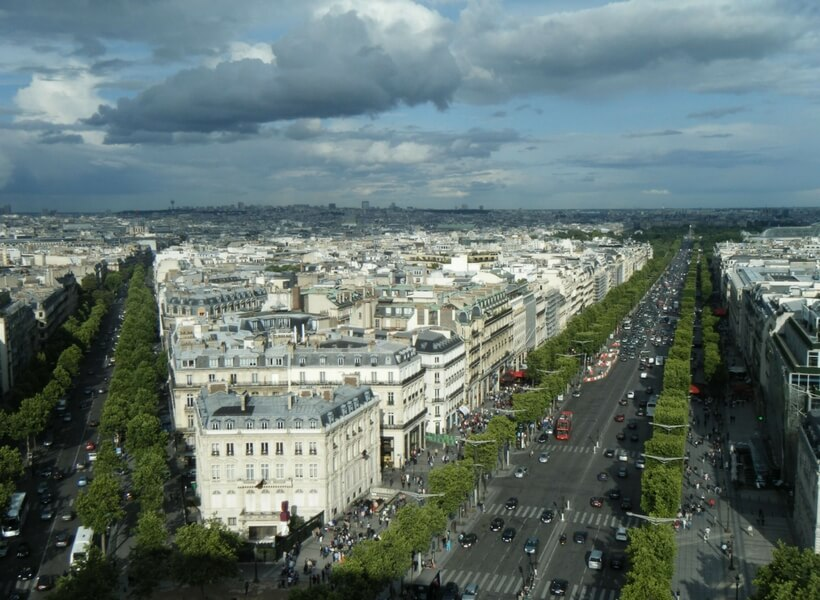 paris rooftops and haussmanian boulevards; secrets to finding an apartment in paris
