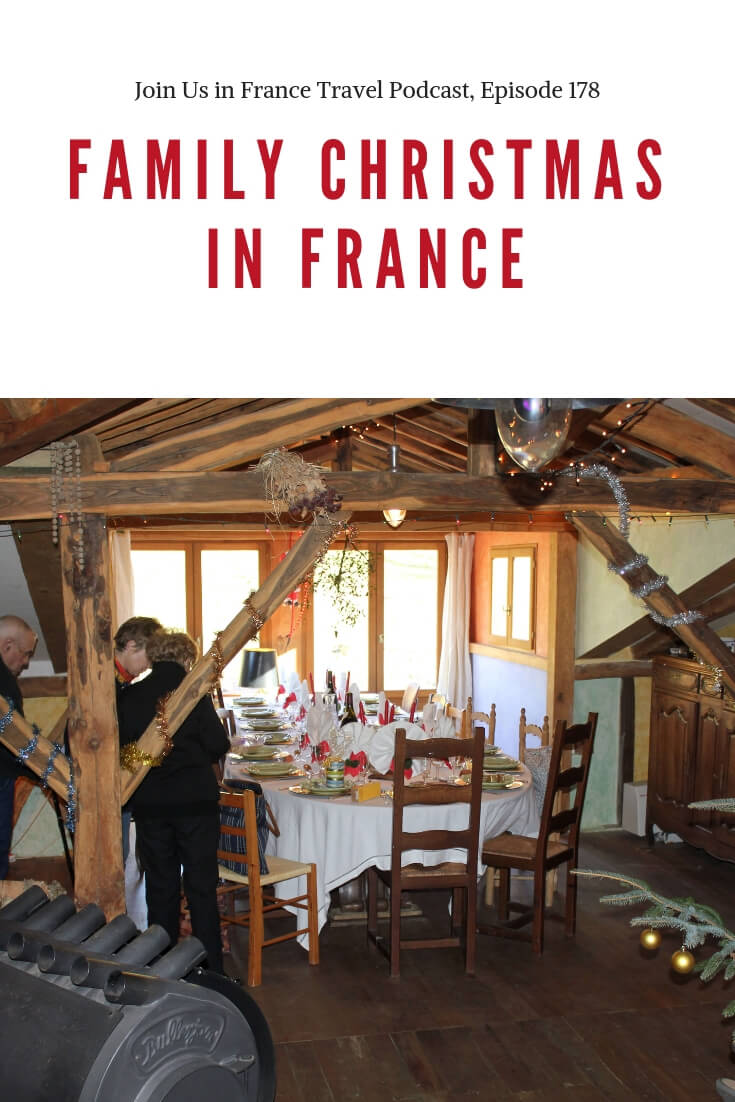 Many things are similar between French and American Christmas family celebrations, but there are also many differences. In this episode we go into the details of how family Christmas in France work. And this is not going to surprise anyone, but the food plays a huge part in Christmas celebrations in France! #travel #podcast #Christmas #Celebration #Holidays