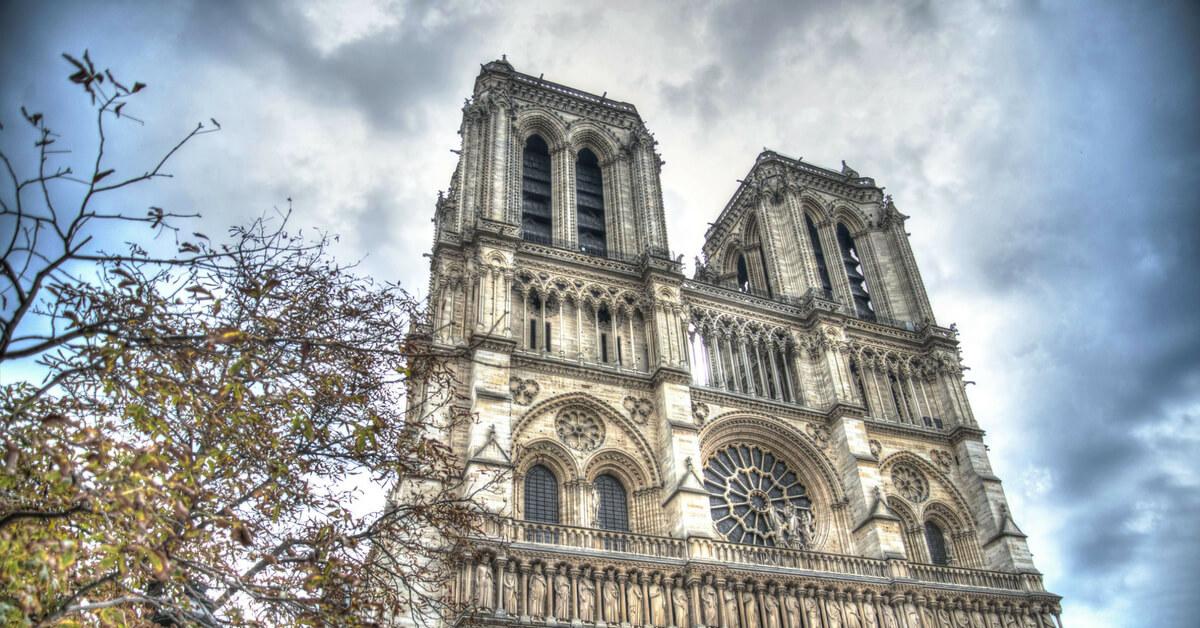 Notre Dame Cathedral: hunchback of notre dame episode