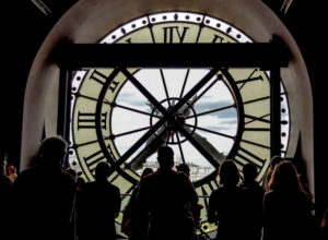 Orsay Museum Clock; things to do in paris
