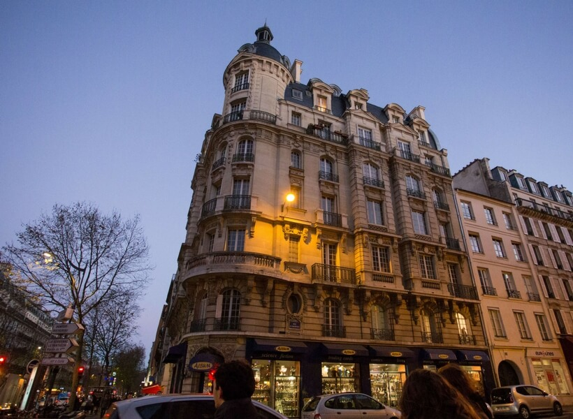 boulevard Saint-Germain; 10 things to do in paris for first time visitors