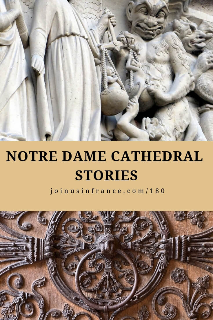In this episode of the podcast, we look back on the story of the Hunchback of Notre Dame as written by Victor Hugo. No wonder it's a classic, it's such a great story with amazing characters! This will brings Notre Dame Cathedral to life for you just like it saved it from destruction long ago. So many details to look at when you visit, now you'll know where your eye should linger. #joinusinfrancetravelpodcast