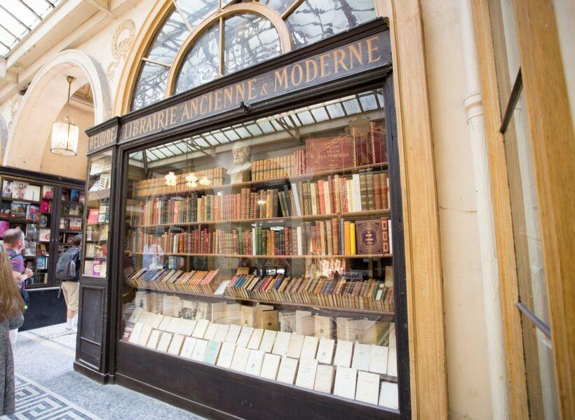 Covered Passages in Paris: Panorama Passage
