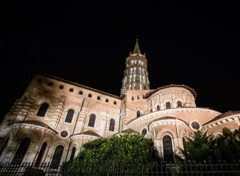 Saint-sernin basilica; ultimate guide to toulouse