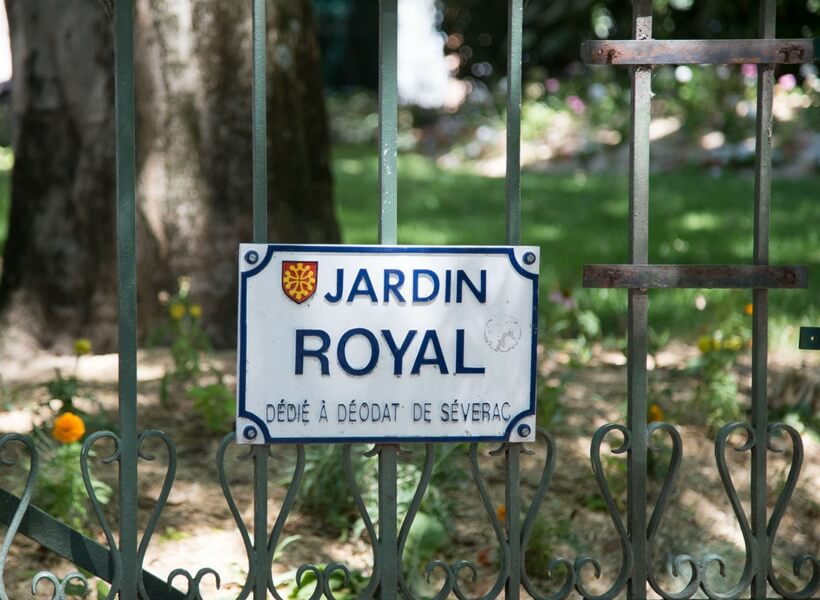 jardin royal in toulouse; the ultimate guide to toulouse