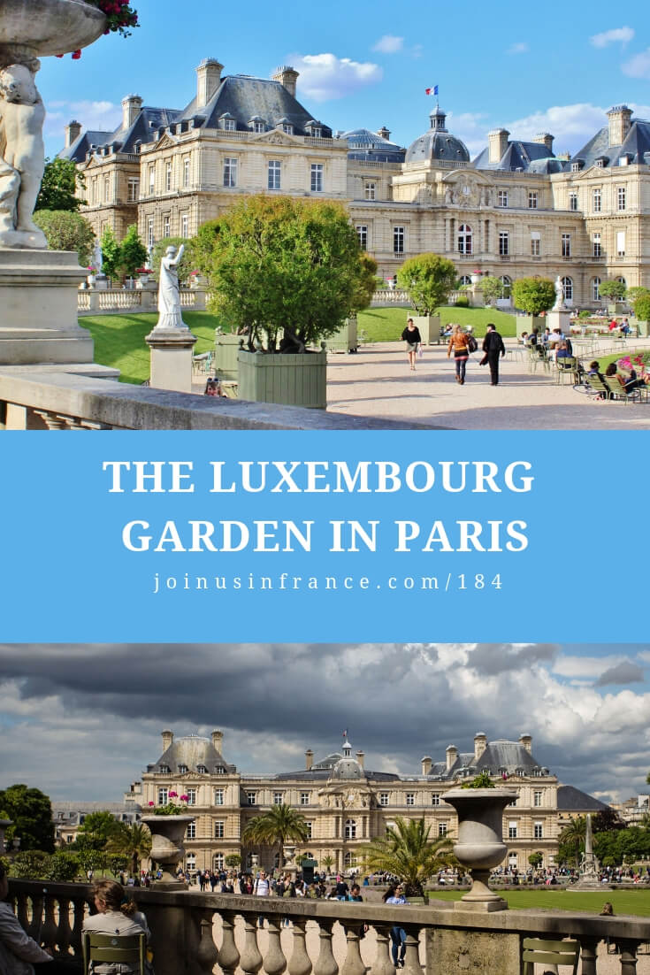 At the risk of sounding totally opinionated here, let me tell you that nobody should skip a visit to the Luxembourg Garden! It is peaceful, beautiful, full of history too. Don't believe me? Think it's just a garden? Listen to this episode of the podcast! #luxembourggardens #luxembourggarden #loves_france_ #joinusinfrancetravelpodcast