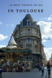 Caroussel at rue de Rémusat: ultimate guide to Toulouse episode