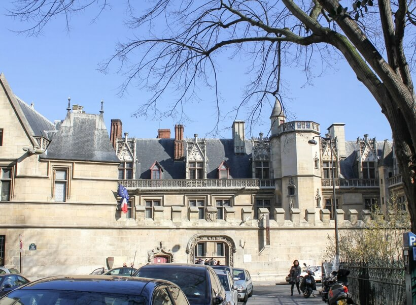 Overview of Paris Museums: the Cluny Museum