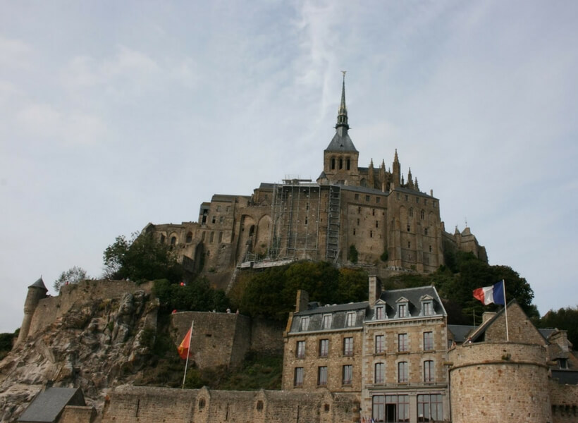 Mont Saint Michel; is it possible to visit the mont saint michel as a day trip from Paris