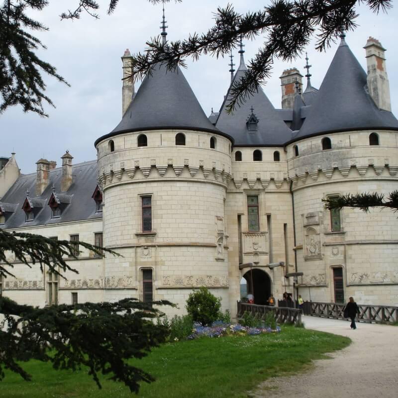 Chaumont-sur-Loire chateau