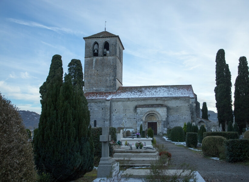 Saint-Just de Valcabrère basilica