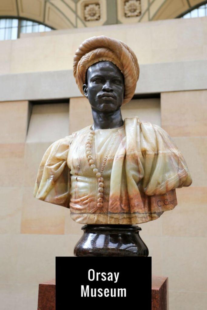Nègre du Soudan by Cordier