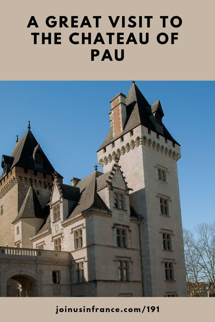 In today's episode tour guide Elyse talks with Annie about the Chateau of Pau in the southwest of France. This chateau is the birth place of one of the least likely man to ever become King of France: Henry IV. We explain why he wasn't the obvious candidate and they things he had to do to overcome the obstacles in his life. #paufrance #henryiv