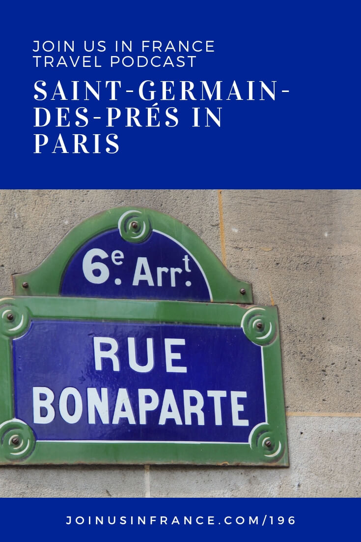 The Saint Germain des Près neighborhood in Paris is as popular with visitors as Le Marais or the Latin Quarter. We think it is also just as lively and interesting. A great place where you'll find the oldest church in Paris, wonderful cafés, great shopping, and a wonderful vibe! #saintgermaindespres #parisianlife #travel #podcast
