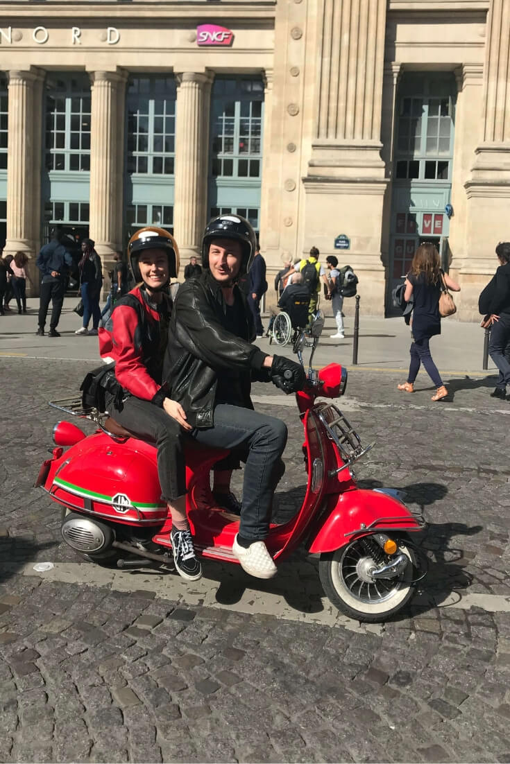 Looking for first-hand experience on discovering France on a scooter? Oliver Gee shares his itinerary, experiences and tips on this episode of the podcast. French towns big and small you might want to see, practical considerations, and how reasonable to do it all on a scooter? Crazy idea? Maybe not! I say maybe France on a motorcycle. I don't trust scooters!  #joinusinfrance #scooterfrance #scooter #scooterlover