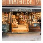 Le Comptoire de Mathilde in Paris: vibe of paris neighborhoods