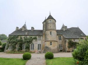 Chateau Flottemanville near Sainte Mère Église