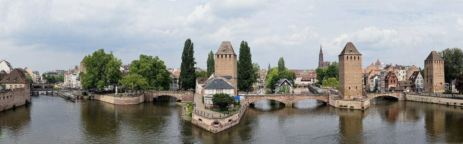 petite france: best things to do in the Strasbourg area