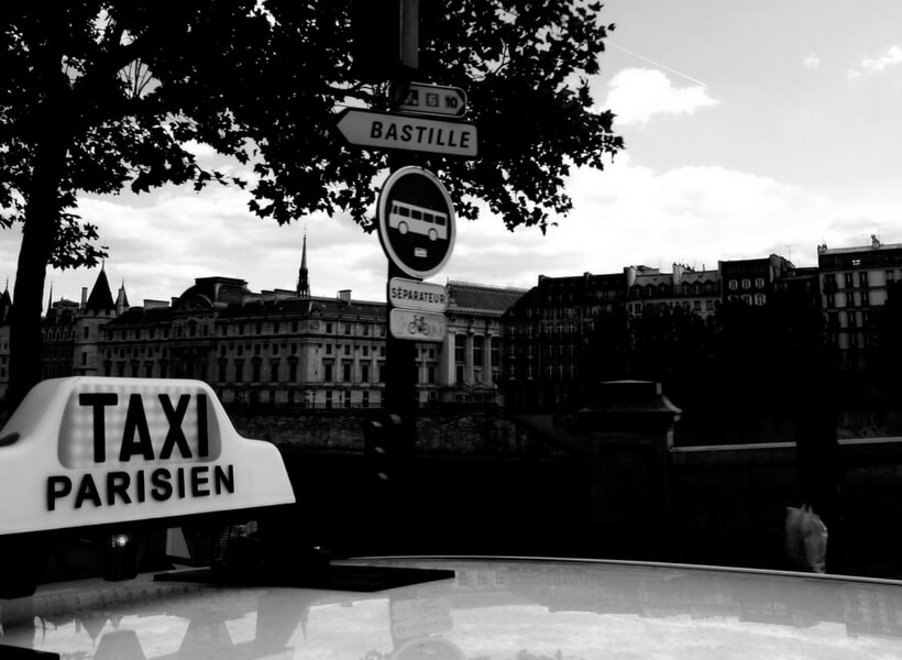Taxi in Paris: what are the best Paris airport transfer episode