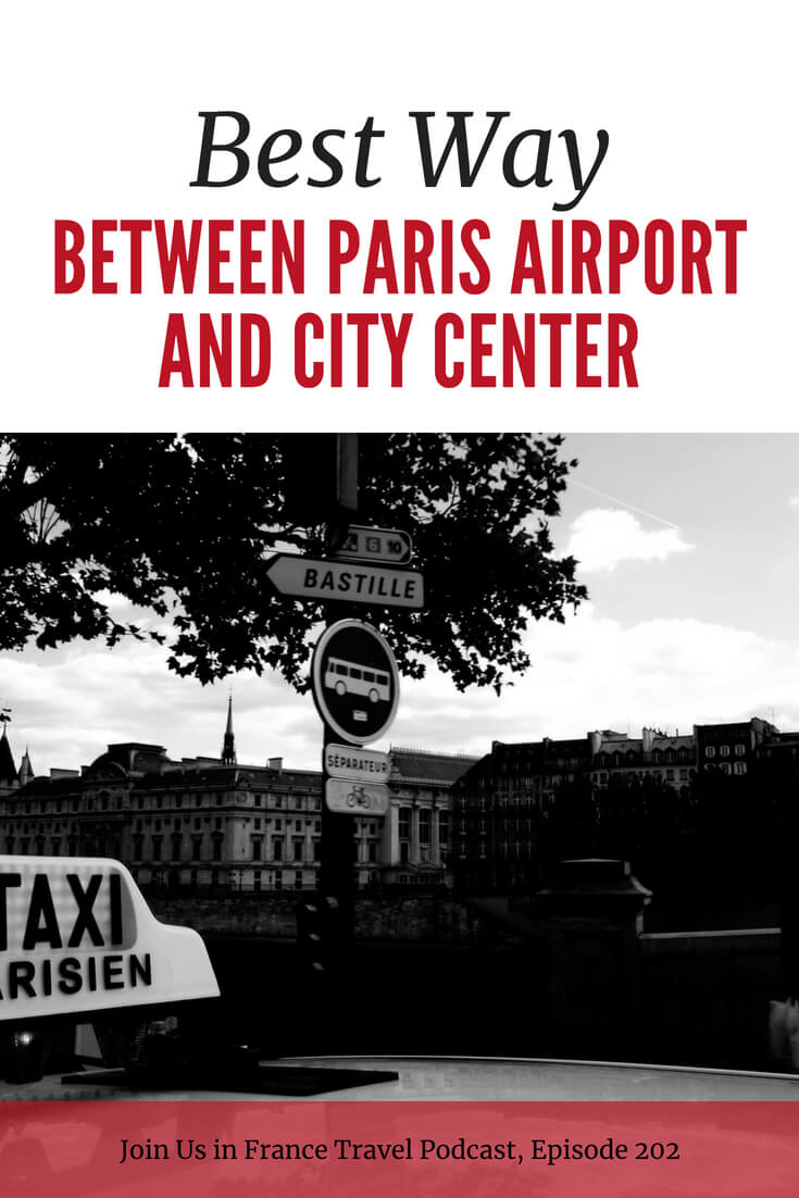 What is the best way to get between the airport and the city in Paris? What are the best Paris airport transfer? Annie compares them in today's episode and gives you a definitive answer. Hint: I argue for the taxi solution and explain why. #joinusinfrance #paristaxi #uberParis #cabs